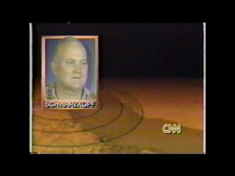 Operation Desert Storm - CNN Live News Coverage - Part 2