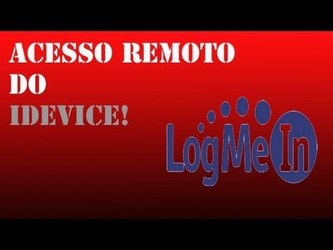 "acessar remotamente seu computador pelo ipad/iphone ""LogMeIn""por iphonebrasil22"