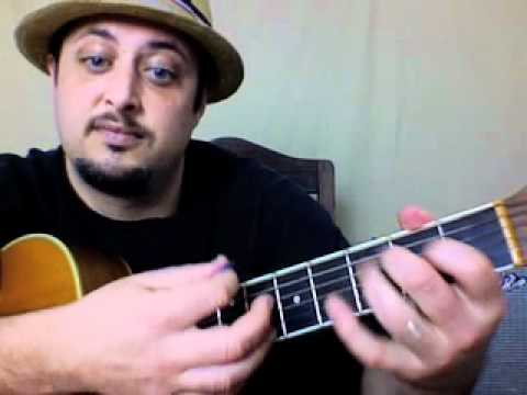guitar leson - how to play No Woman No Cry - Bob Marley - learn guitar - easy beginner songs