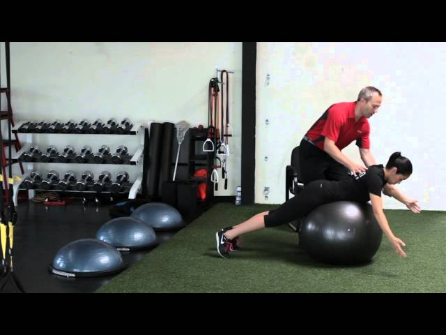 Homemade Shoulder Blade Exercises : Preventative Fitness & Therapy
