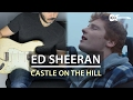 Ed Sheeran - Castle On The Hill - Electric Guitar Cover by Kfir Ochaion