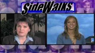 Sidewalks TV: Eva LaRue Interview (2007)