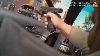 بالفيديو..مطاردة وإطلاق نار بين شرطة ومشتبهين بهم في لاس فيغاس | قنوات أخرى