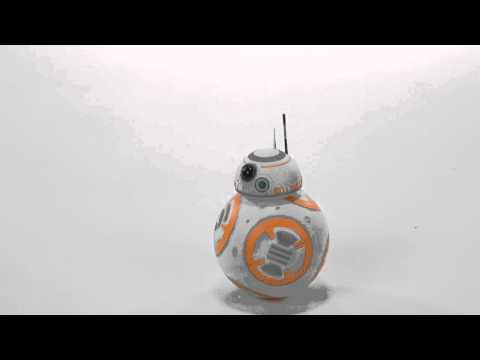 Hasbro Remote Controlled BB8