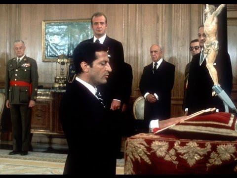 Cuando el Rey Juan Carlos I nombró a Adolfo Suárez presidente de Gobierno