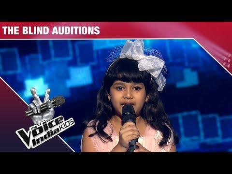 Jania Performs On Jawani Janeman Haseen Dilruba-Episode 2-Nov 12, 2017-The Voice India Kids Season 2