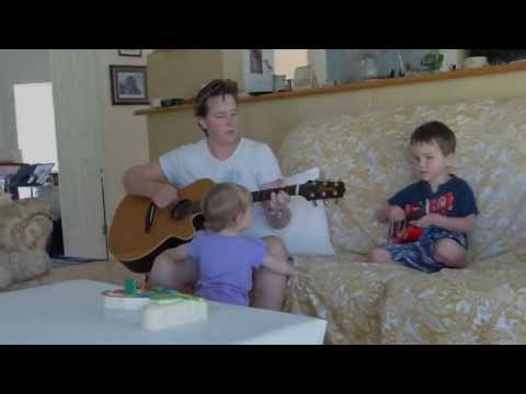 Be Strong and Courageous (cover by Fiona & Josh Kluyt)