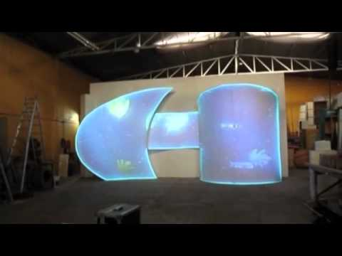 Video Mapping Workshop en Mexico