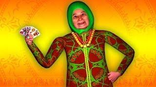 لموت ديال الضحك مع الرسوم المتحركة المغربية، الشوافة مولات لعلام | زووم