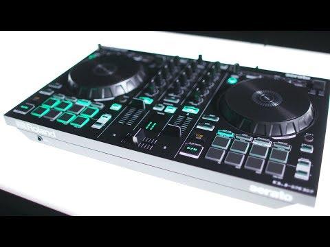 Roland DJ-202 Serato Compatible DJ Controller