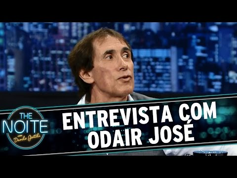 The Noite (13/04/15) - Entrevista com Odair José