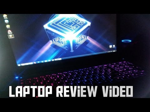 New Laptop Overview Video! :: 4700mq Processor - 770m GPU - @TheRealUtopia (Startup and FPS Tests)