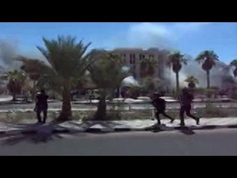 Car bomb kills three policemen in Egypt's Sinai