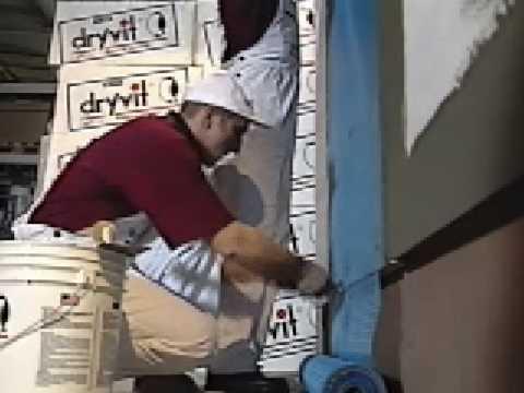 Dryvit instrukcja instalacji Outsulation - Etap 7