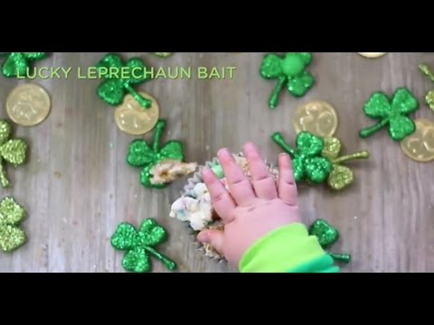 Lucky Leprechaun Bait Recipe