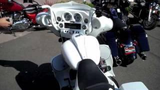 2011 Harley FLHX Street Glide 850 Watt Sound Systems