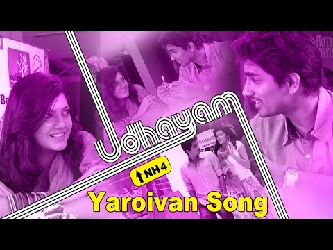 Udhayam NH4 Yaroivan Song HD