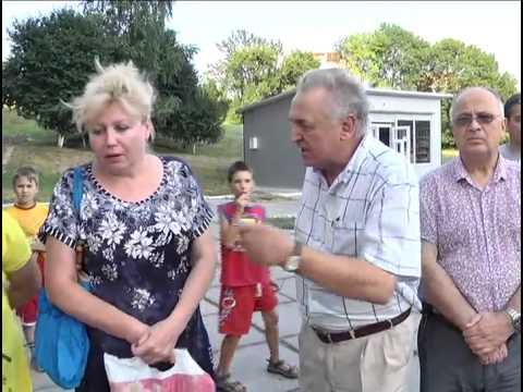 НТА-Новини-Львів: 13.08.2013 - конфлікт на вул. Івана Миколайчука