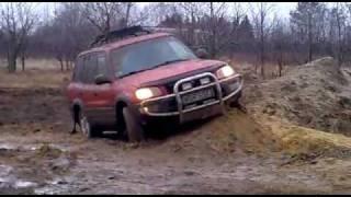 TOYOTA RAV 4 Off Road Kośmin 2012 :) Odc.1