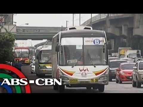 DOTC approved new fines for colorum vehicle