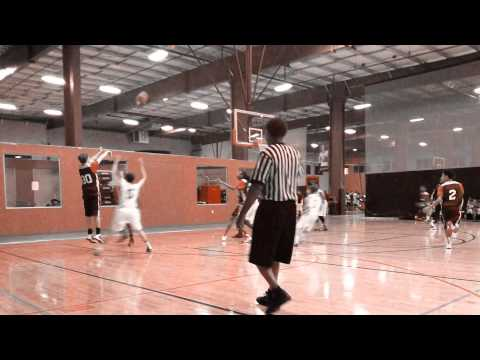 Caron Butler Elite Vs. Team United NYBL Session 3