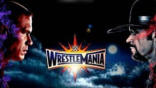 Why John Cena Should Face The Undertaker At WrestleMania 33
