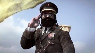 Tropico 5 Cinematic Trailer (PS4)