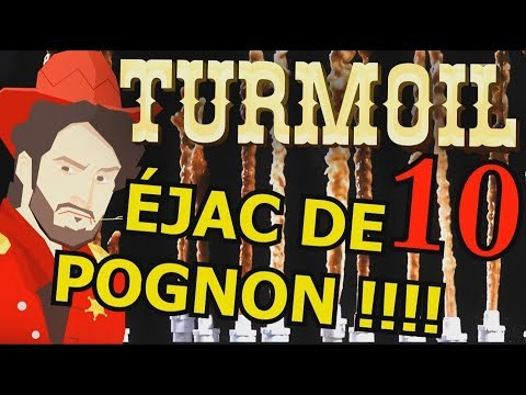 LE RÈGNE ABSOLU DE POMPIDUR !!! -Turmoil : The Heat Is On- Ep.10 avec Bob Lennon