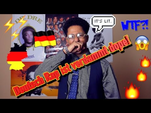 FIRST REACTION TO GERMAN RAP/HIP HOP!