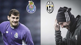 FC Porto vs. Juventus: Champions League build-up