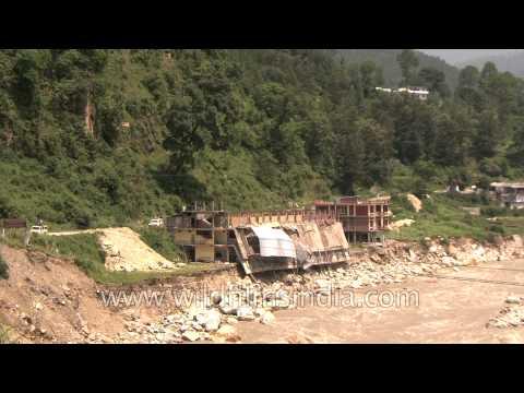Agastyamuni wears signs of disaster: Post floods Uttarakhand