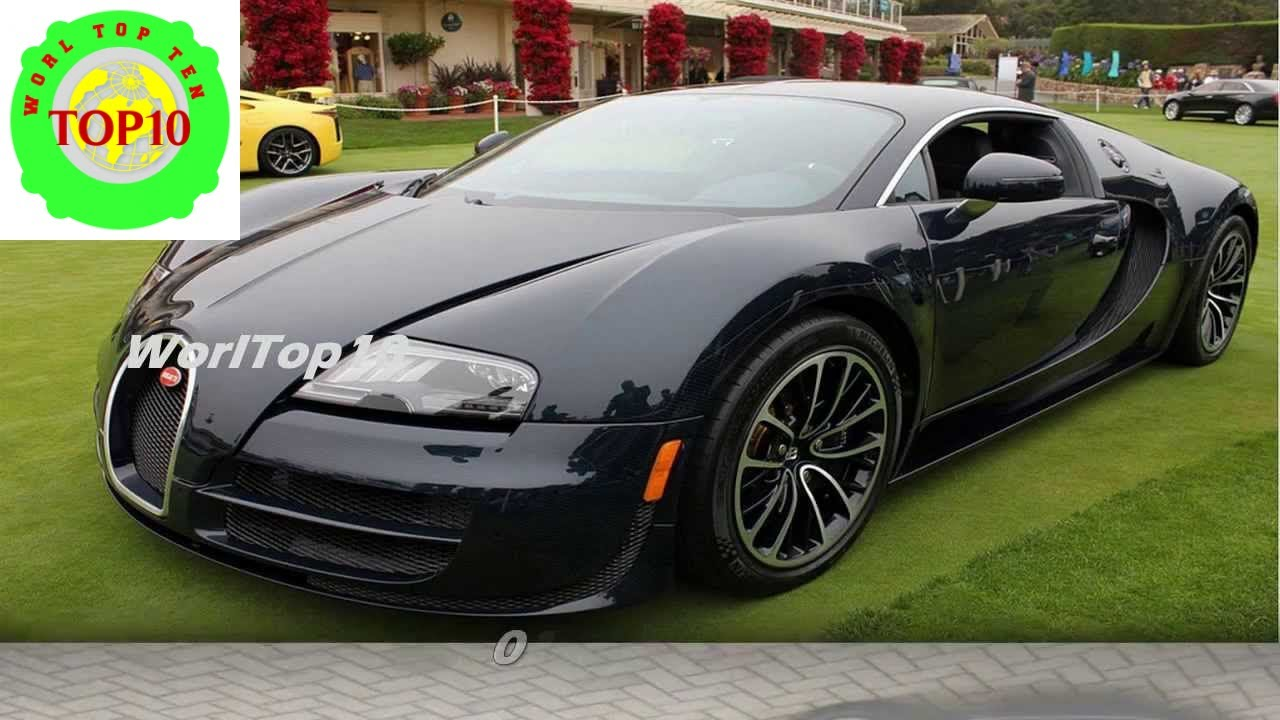 Top 10 Fastest Cars In The World 2014 Youtube