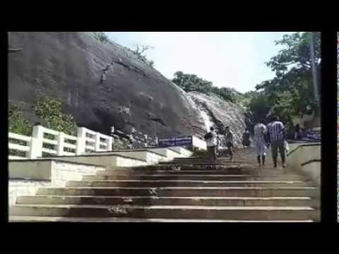 Old Courtallam Waterfalls