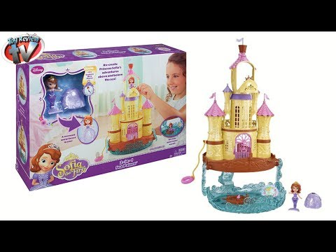 Floating Palace Sofia the First Toy