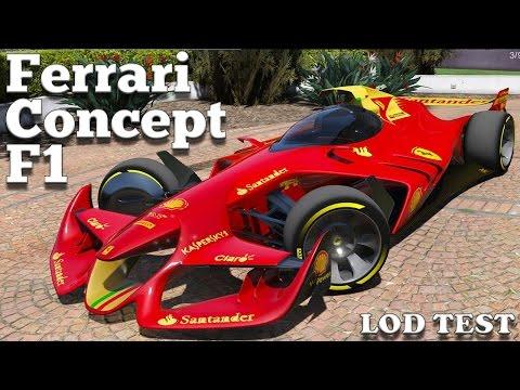 Siêu Chiến Mã FERRARI CONCEPT F1 Tốc độ bàn thờ  ! | Siêu Xe Trong GTA V Tập 27