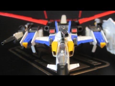 RG Sky Grasper & Launcher / Sword Pack (Sky Grasper) Gundam Seed Strike addon review