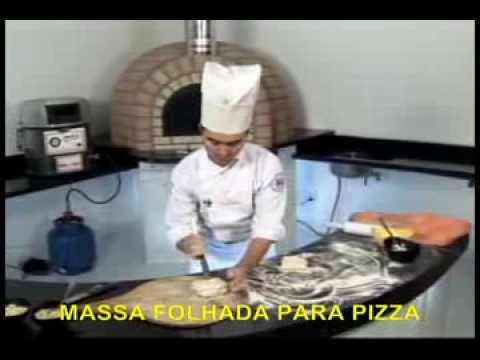 Buffet de Pizza - Buffet de Pizza - Massa Folhada 1ª PARTE