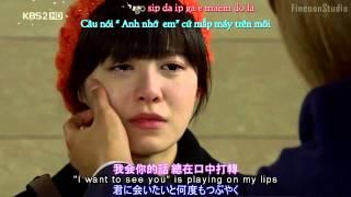 Because I'm Stupid - Kim Huyn Joong [Kara+Engsub+Vietsub+Chinasub+Japansub] MV2
