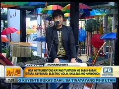 GMA 7 - Elmerjun One Man Band Unang Hirit UH Morning Star