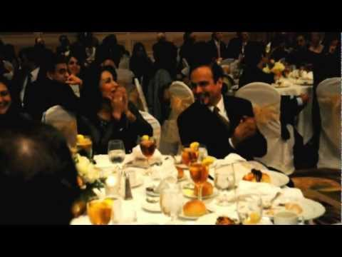 Reema Khan: award at APPNA SoCal Banquet, Jan 21, 2012