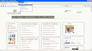 Eliminar Extensiones De Mozilla Firefox