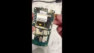 Blackberry Curve 9360 LCD Screen Replacement Remove Repair