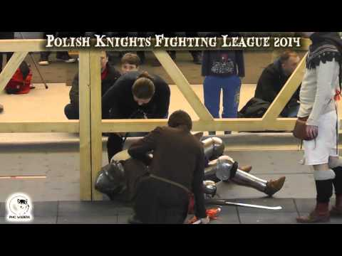 Finały PLWR 2014 - German Sword Gym vs Fabryka Świń 5x5 (battle 11)