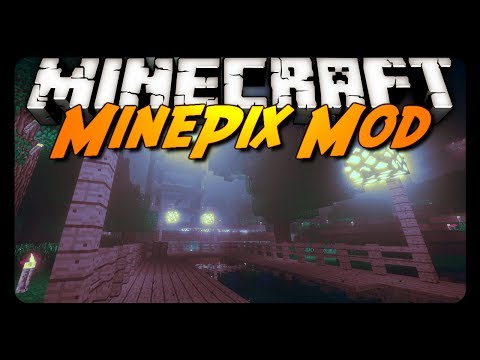 Minecraft: MinePix Mod! (Automatic Screenshot Sharing)