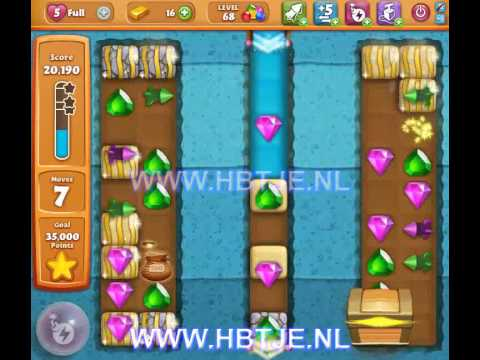 Diamond Digger Saga level 68
