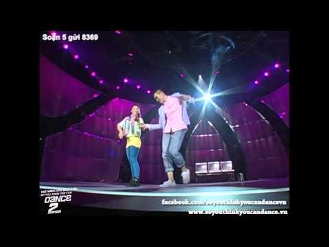 So You Think You Can Dance 2013 - Chung Kết 2 - Ngọc Thịnh, Gia Hân