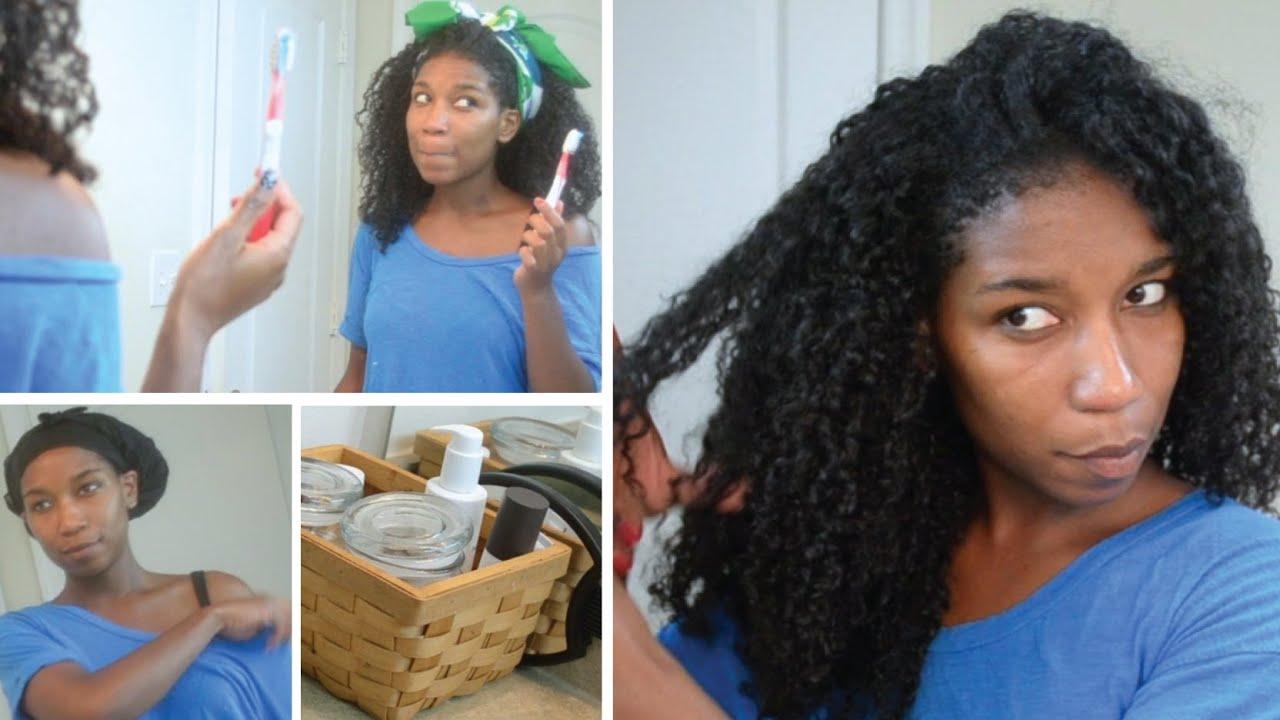 Satin Hair Scarfs For Natural Hair