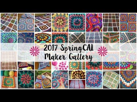 Fiber Flux Spring CAL Maker Gallery, Episode 409