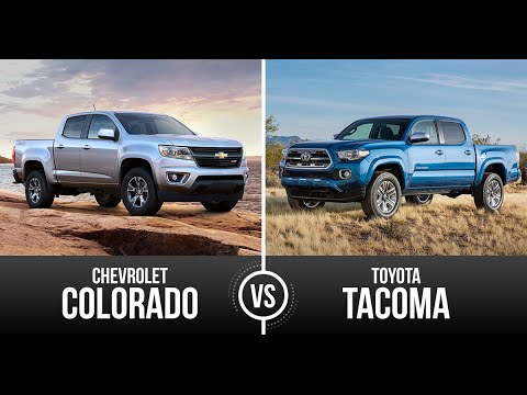 2016 tacoma vs colorado 2016 toyota tacoma vs 2016 chevy colorado. Black Bedroom Furniture Sets. Home Design Ideas