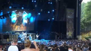 Uproar Festival 2012